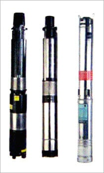Vertical Bore Well Submersible Pump