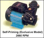 Re-Generative Self Primping Mono Bloc Pump