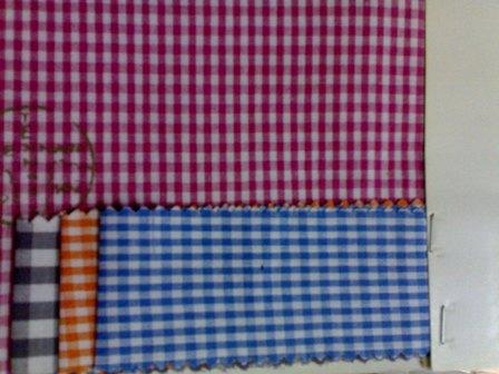 Check Design Uniform Fabrics