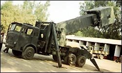Vehicle Mounted Observation Tower