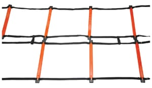 Black and Yellow Agility Ladder