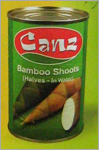 Canned Bamboo Shoot (Halves In Water)