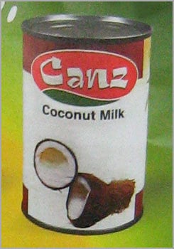 Pure Canned Coconut Milk