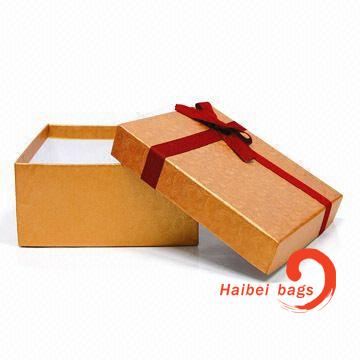 Handmade Packaging Paper Box