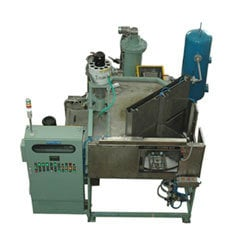 Rotary Indexing Type Cleaning Machine