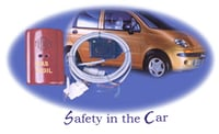 Automobile Gas Leakage Detector