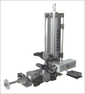 Hydro Pneumatic Pump with Centralized Lubrication