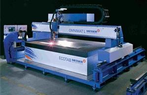 Messer Cutting Machines
