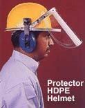 Protector Hdpe Helmet