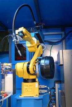 Robotics Welding Machines
