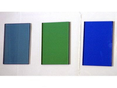 Various Coloured Tinted Float Glass