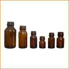 Amber Bottle (8ml To 60ml)