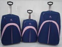 EVA Trolley Case with Two Wheel