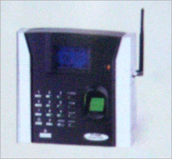Gprs Based Finger Print Ta With Access Control Attendance System