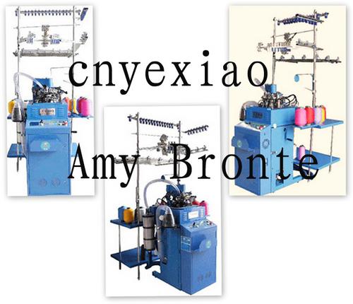 Single Cylinder Computer 3.5A Plain Socks Knitting Machine Certifications: Ce