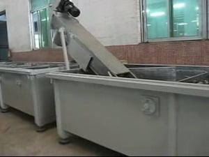Waste Film Washing and Cleaning Line