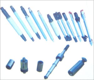 TOP ROLLERS WITH NEEDLE BEARING END BUSH