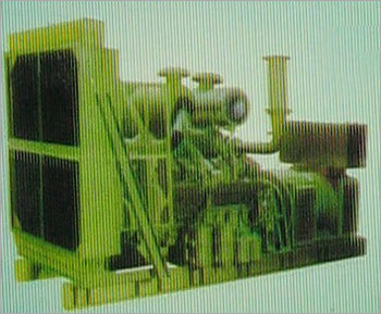 ENGINE POWERED DIESEL GENERATING SET