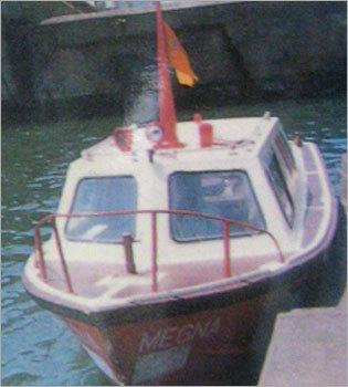 SEA GOING PASSENGER LAUNCH BOAT