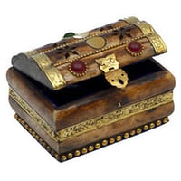 Handcrafted Jewelry Boxes