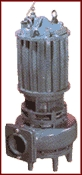 Horizontal Monobloc Submersible Pumps