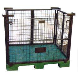 Pallet Retention Cage