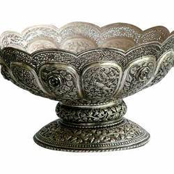 Silver Fruit Bowls