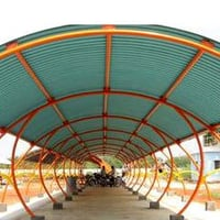 FRP Bus Shelters