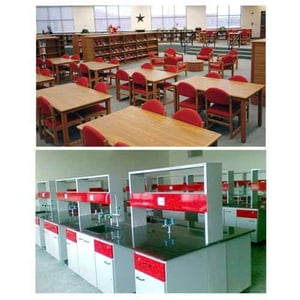 Library Lab Furniture