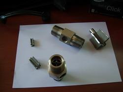 Turbine Flowmeter Casting Parts