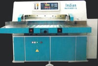 Hydraulic Programmable Paper Cutter