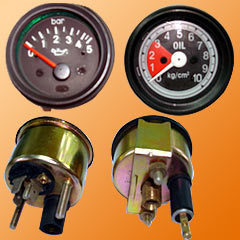 Electrical Oil Pressure Gauges
