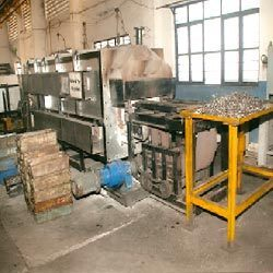 Conveyer Type Hardening Furnace