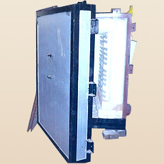 Electrically Heated Box Furnace