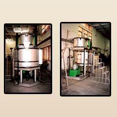 Industrial Melting Cum Holding Furnace