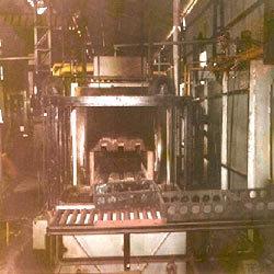 Pusher Type Hardening, Tempering Furnace