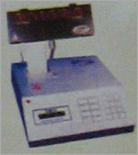 LCM Weighing Scale Cabinets