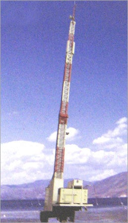 Portable Cell Phone Tower