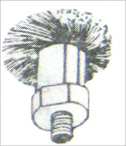 Turked Head Brushes