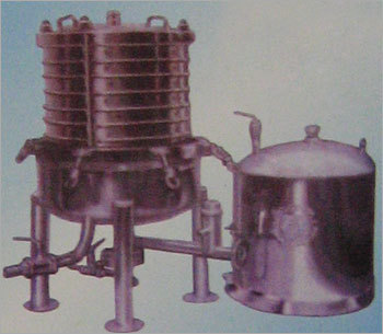 Sparker Filter Press