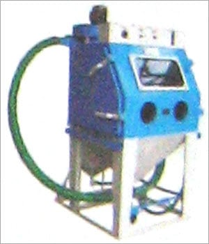 Industrial Suction Blasting Cabinet