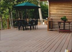Red Exclusive Outdoor Wpc Decking
