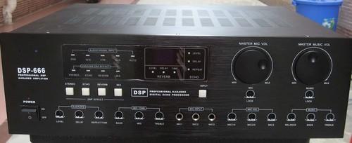 Smart Power Stereo Amplifier