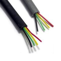 Flexible PVC Telephone Cables