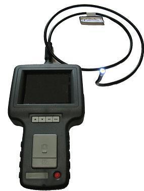Portable Flexible Video Borescope