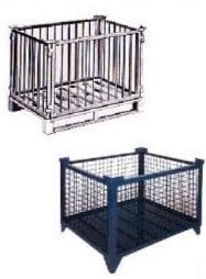 Steel Wire Mesh Cage Type Pallet