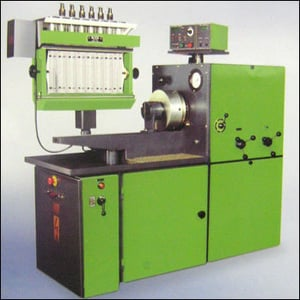 Automatic Fuel Injection Pump Test Bench