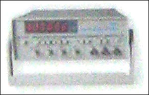Portable Electronic Signal Generator Accuracy: 100  %