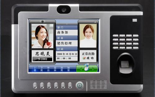 Smart Time Attendance And Access Control System