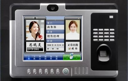 Smart Time Attendance And Access Control System Usage: Office